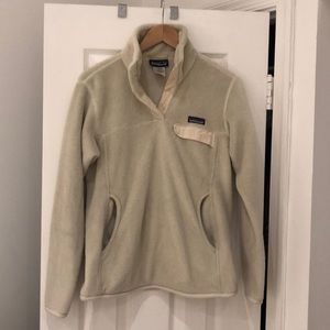 Patagonia Re-Tool Snap-T Pullover -size  M